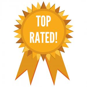 Top rated ribbon